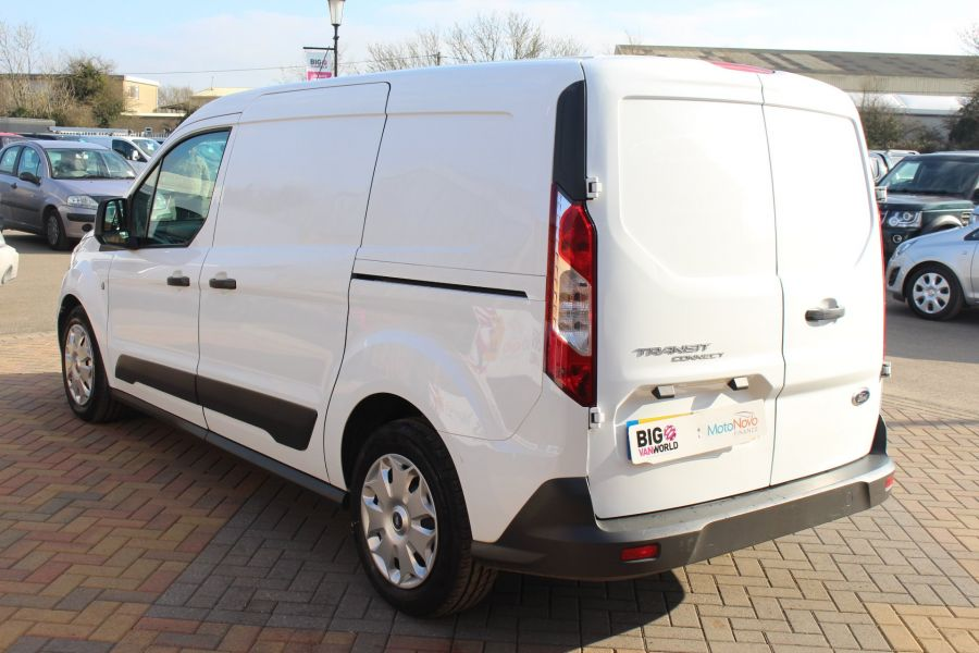FORD TRANSIT CONNECT 240 TDCI 115 L2 H1 TREND LWB LOW ROOF - 7355 - 7