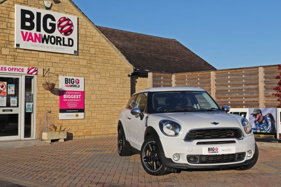 MINI PACEMAN COOPER 2.0 SD 143 ALL4 AUTO - 11657 - 5