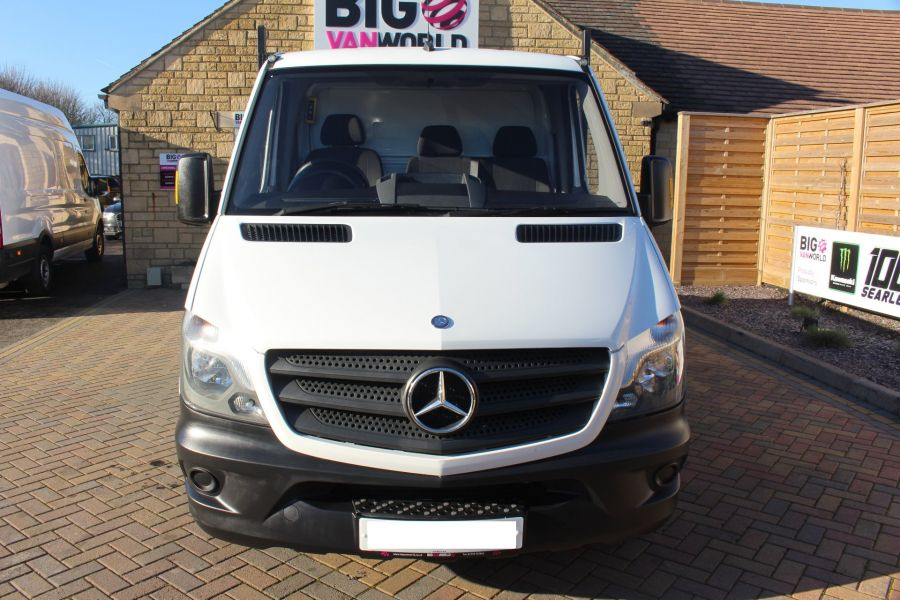 MERCEDES SPRINTER 313 CDI MWB SINGLE CAB NEW BUILD ALLOY TIPPER - 8729 - 10