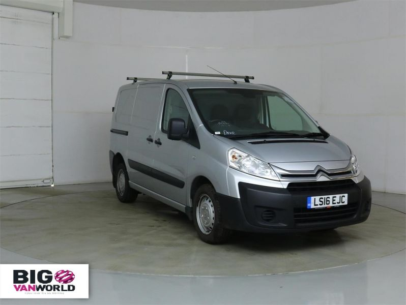 CITROEN DISPATCH 1000 HDI 90 L1 H1 ENTERPRISE SWB LOW ROOF - 7976 - 1