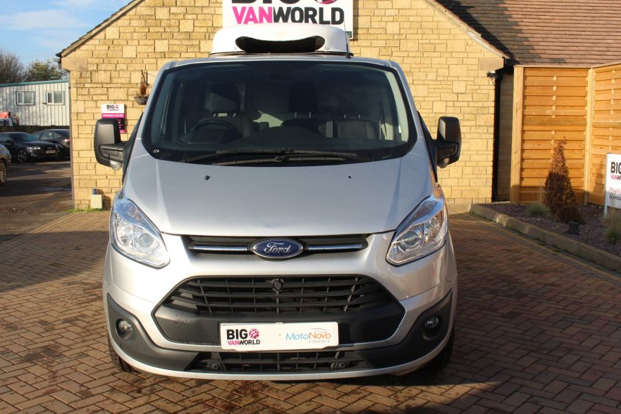 FORD TRANSIT CUSTOM 290 TDCI 100 L2 H1 TREND LWB LOW ROOF FRIDGE WITH OVERNIGHT - 6896 - 9