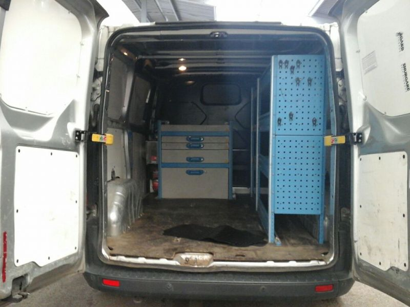 FORD TRANSIT CUSTOM 290 TDCI 100 L1 H1 TREND SWB LOW ROOF FWD - 9175 - 4