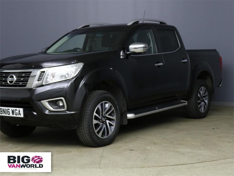 NISSAN NP300 NAVARA DCI 190 TEKNA 4X4 DOUBLE CAB WITH ROLL'N'LOCK TOP - 9186 - 5