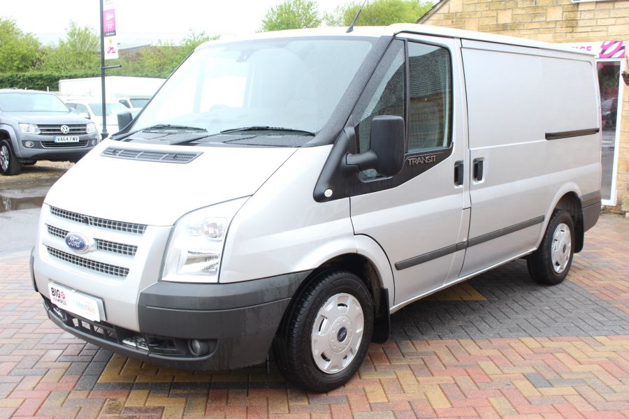 FORD TRANSIT 260 TDCI 100 TREND SWB LOW ROOF FWD - 7515 - 8