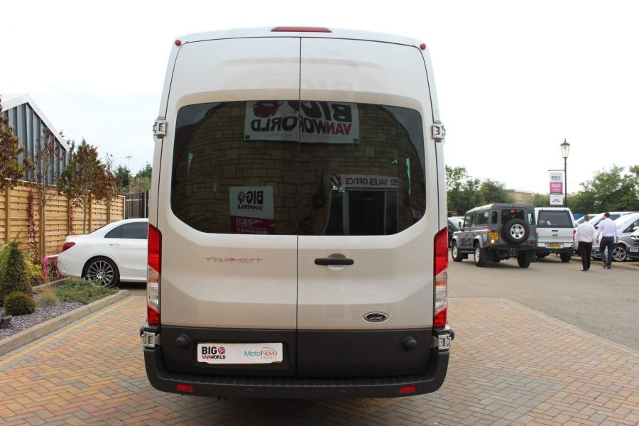 FORD TRANSIT 460 TDCI 125 L4 H3 TREND LWB HIGH ROOF 17 SEAT BUS RWD - 6563 - 6
