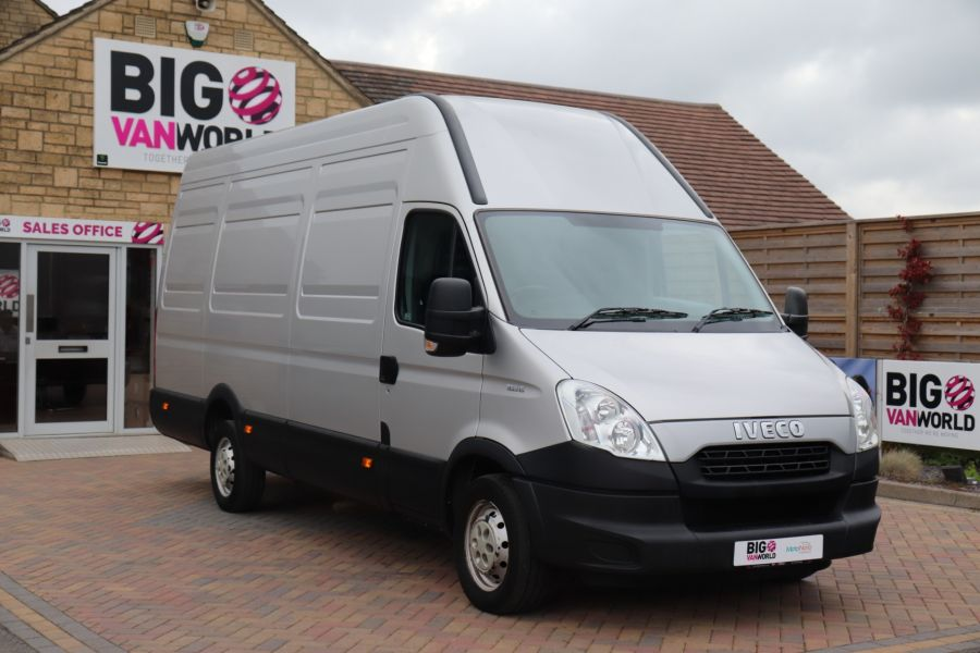IVECO DAILY 35S15V 3950WB LWB HIGH ROOF - 9713 - 2
