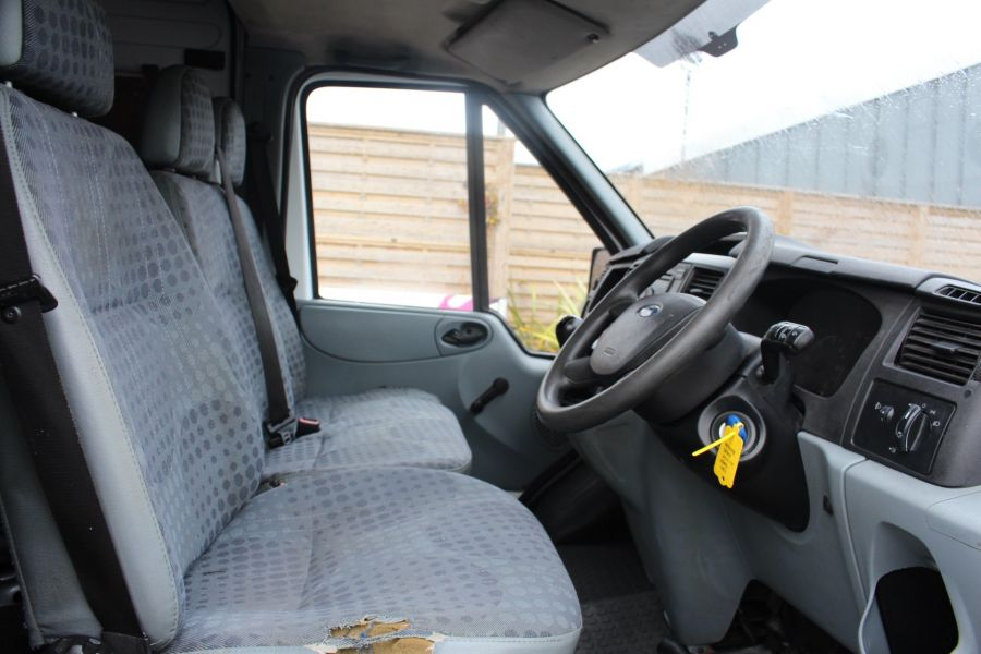FORD TRANSIT 350 TDCI 100 LWB HIGH ROOF RWD - 9107 - 10
