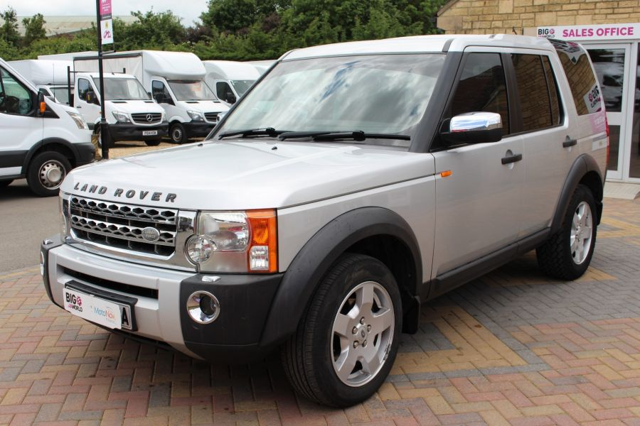 LAND ROVER DISCOVERY 3 TDV6 188 S AUTO - 9721 - 9