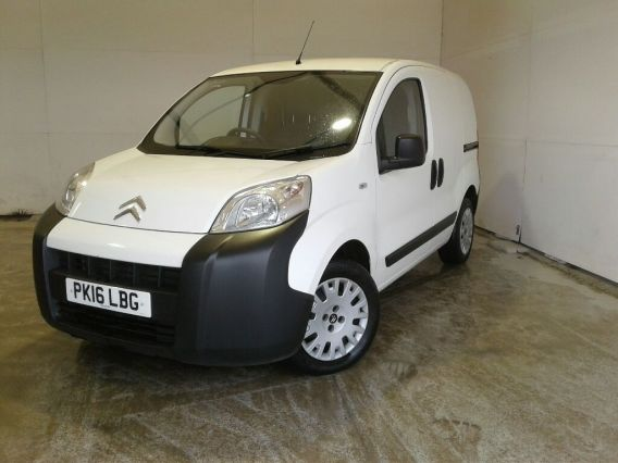 Used CITROEN NEMO in Used Vans Swindon for sale
