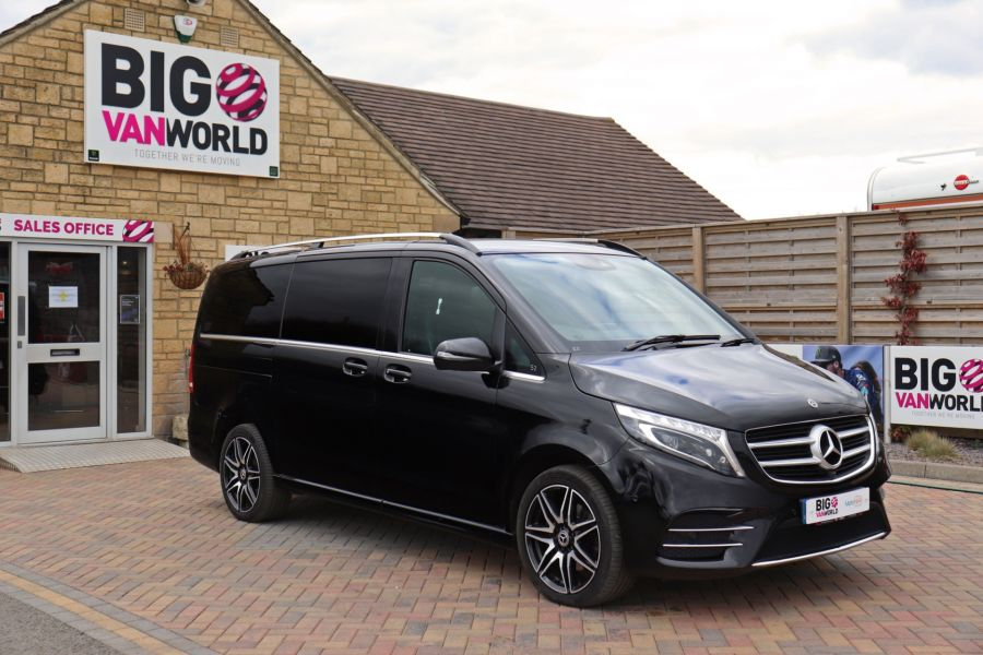 MERCEDES V-CLASS V 220 D AMG LINE LONG 8 SEATS 7G--TRONIC PLUS - 10543 - 3