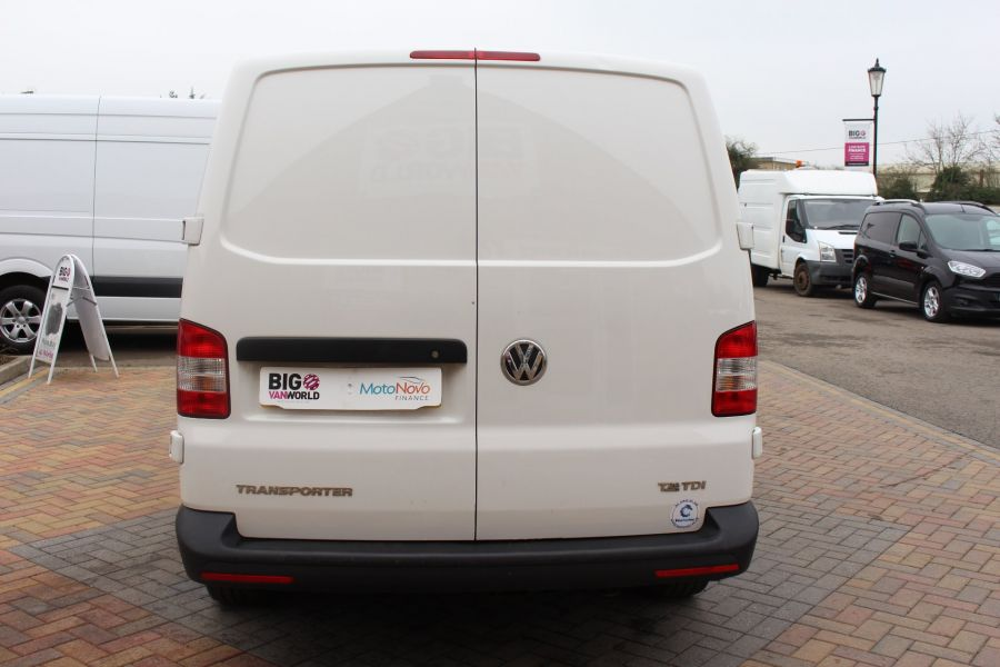 VOLKSWAGEN TRANSPORTER T26 TDI 84 STARTLINE SWB LOW ROOF FRIDGE VAN - 7334 - 6