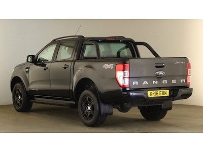 FORD RANGER TDCI 160 BLACK EDITION 4X4 DOUBLE CAB - 12599 - 6