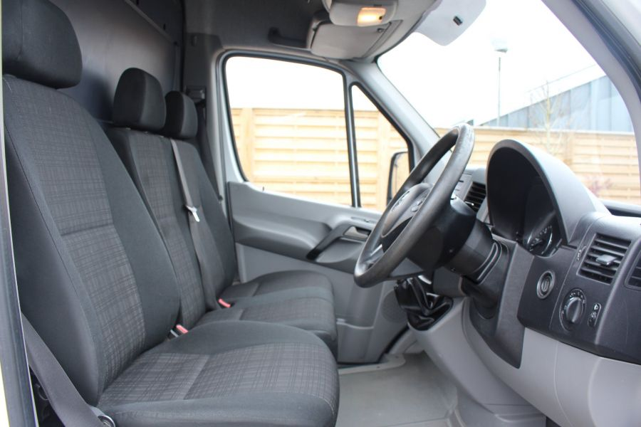 MERCEDES SPRINTER 313 CDI MWB HIGH ROOF - 7486 - 12