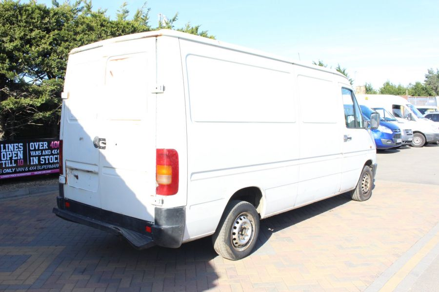 VOLKSWAGEN LT28  2.5TDI MWB LOW ROOF  - 1718 - 3