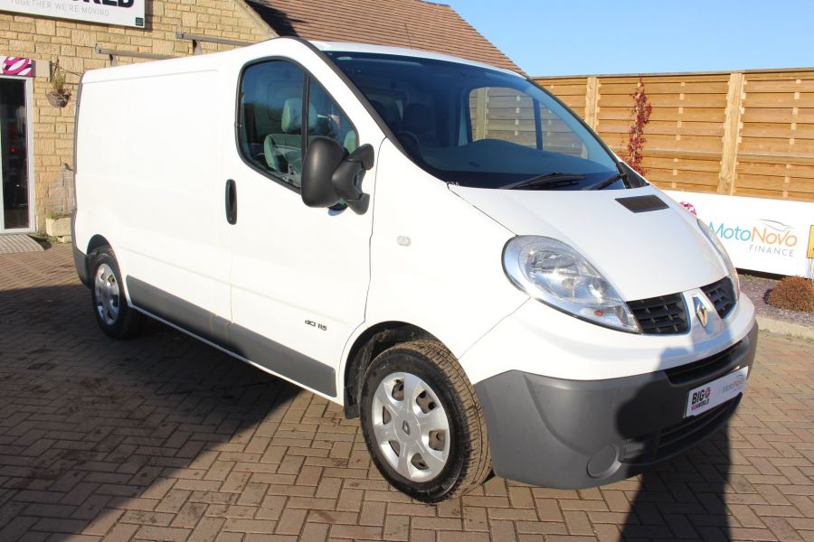 RENAULT TRAFIC SL27 DCI 115 L1 H1 SWB LOW ROOF - 7060 - 3