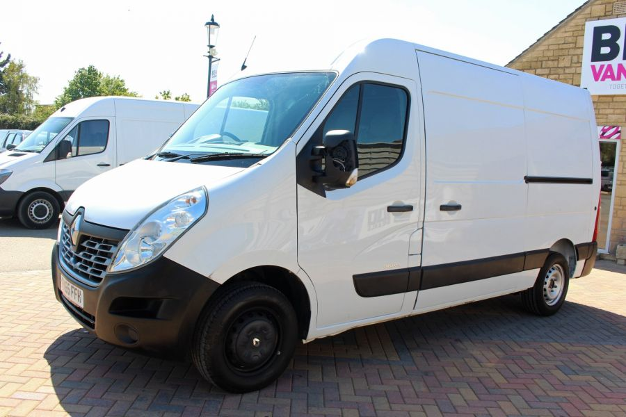 RENAULT MASTER MM35 DCI 110 BUSINESS ENERGY MWB MEDIUM ROOF FWD - 9086 - 8