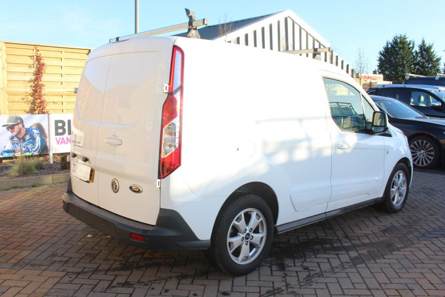 FORD TRANSIT CONNECT 200 TDCI 115 L1 H1 LIMITED SWB LOW ROOF - 6719 - 5