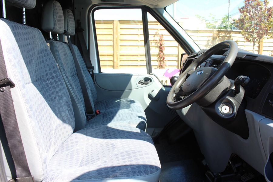 FORD TRANSIT 350 TDCI 100 MWB HIGH ROOF RWD - 6671 - 10
