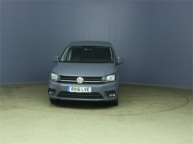 VOLKSWAGEN CADDY C20 TDI 102 HIGHLINE - 7421 - 6