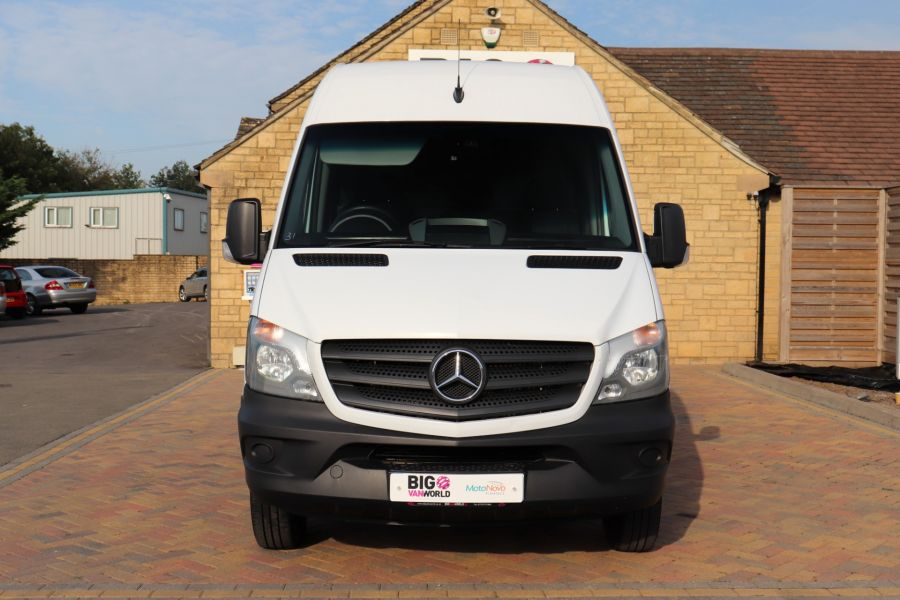 MERCEDES SPRINTER 513 CDI 129 LWB HIGH ROOF DRW - 11183 - 10