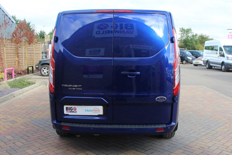 FORD TRANSIT CUSTOM 310 TDCI 155 L2 H1 LIMITED LWB LOW ROOF - 6620 - 6