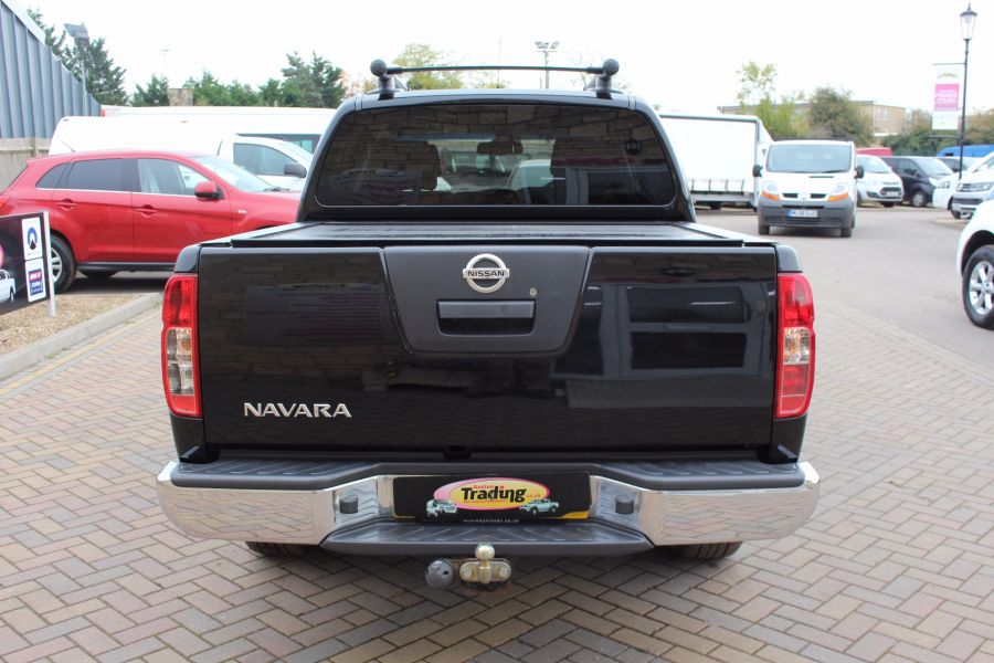 NISSAN NAVARA DCI TEKNA CONNECT 4X4 DOUBLE CAB - 5202 - 4