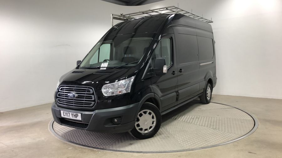FORD TRANSIT 350 TDCI 170 L3 H3 TREND WITH WINDOW FRAIL LWB HIGH ROOF FWD - 11192 - 1