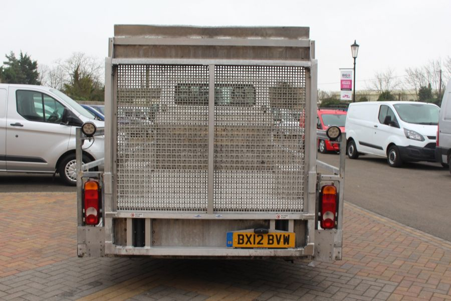CITROEN RELAY 35 HDI 120 L3 PLATFORM CAB WITH REAR LOADING RAMP - 7171 - 6