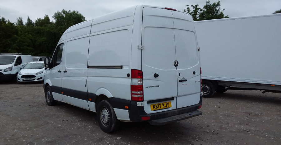 MERCEDES SPRINTER 314 CDI 140 MWB HIGH ROOF - 10876 - 6