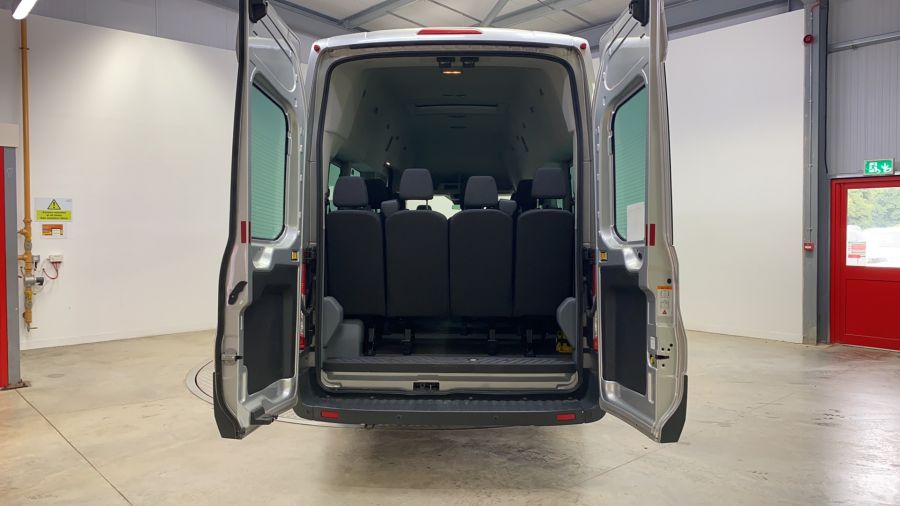 FORD TRANSIT 460 TDCI 155 L4H3 TREND 17 SEAT BUS HIGH ROOF DRW RWD - 11312 - 5