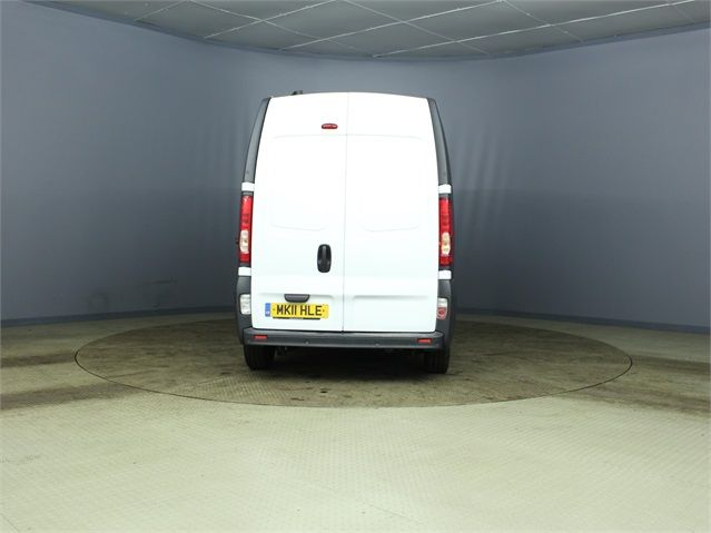 RENAULT TRAFIC LH29 DCI 115 LWB HIGH ROOF - 7432 - 3