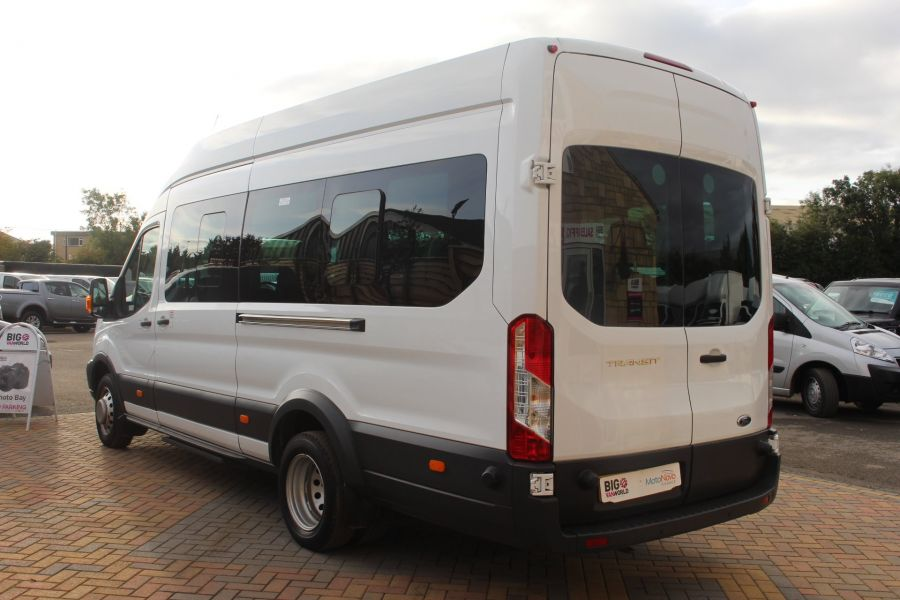 FORD TRANSIT 460 TDCI 125 L4 H3 TREND LWB HIGH ROOF 17 SEATS BUS - 6718 - 7