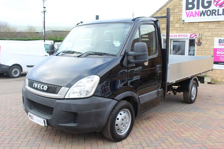 IVECO DAILY 35S13 SINGLE CAB ALLOY TIPPER - 5432 - 16