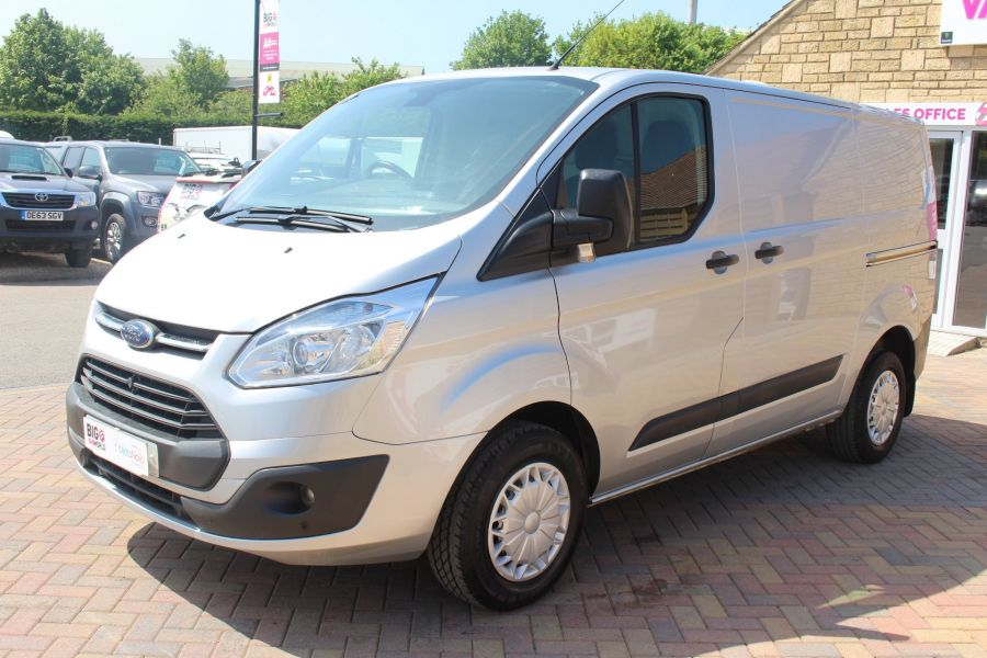 FORD TRANSIT CUSTOM 270 TDCI 100 TREND L1 H1 SWB LOW ROOF - 7163 - 8