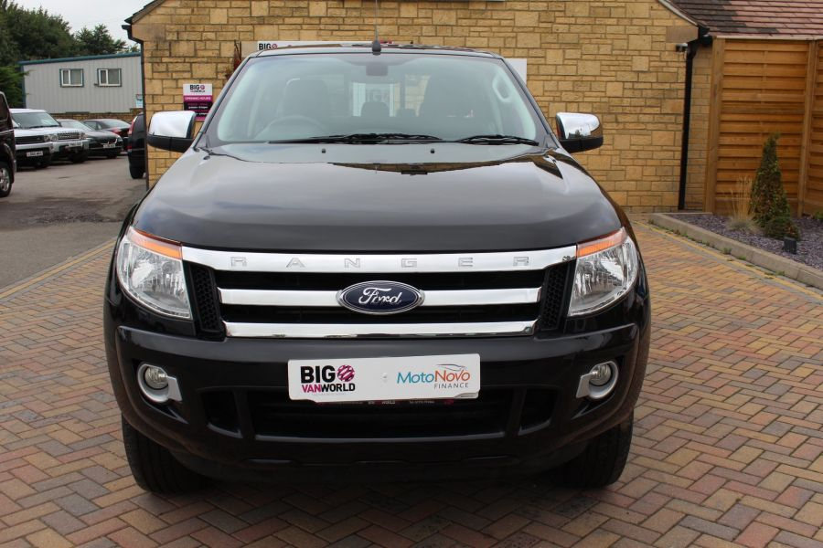 FORD RANGER XLT 4X4 DOUBLE CAB TDCI 150 - 6213 - 9