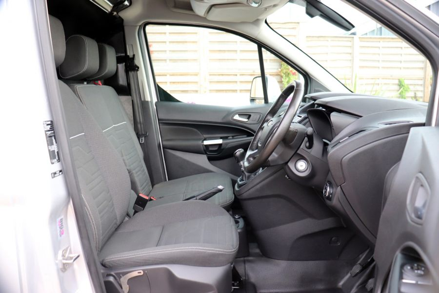 FORD TRANSIT CONNECT 200 TDCI 120 L1H1 LIMITED SWB LOW ROOF - 11222 - 14