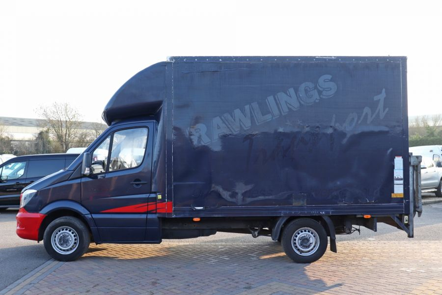 MERCEDES SPRINTER 313 CDI 129 MWB LUTON WITH TAIL LIFT - 12154 - 11