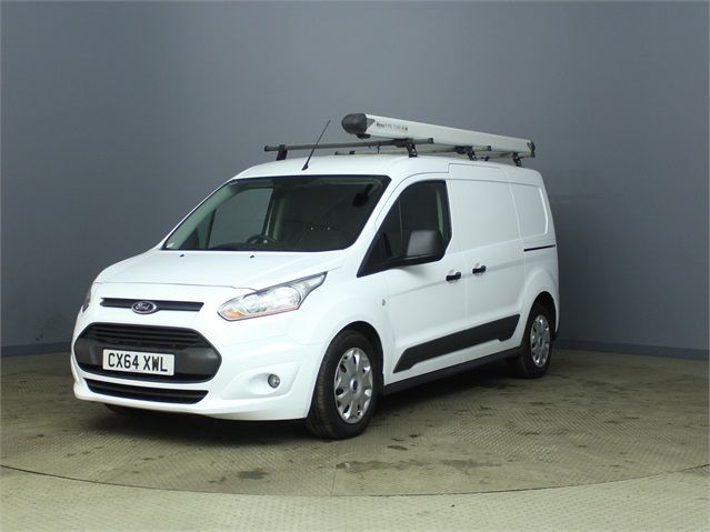 FORD TRANSIT CONNECT 210 TDCI 95 L2 H1 TREND LWB LOW ROOF - 7146 - 5