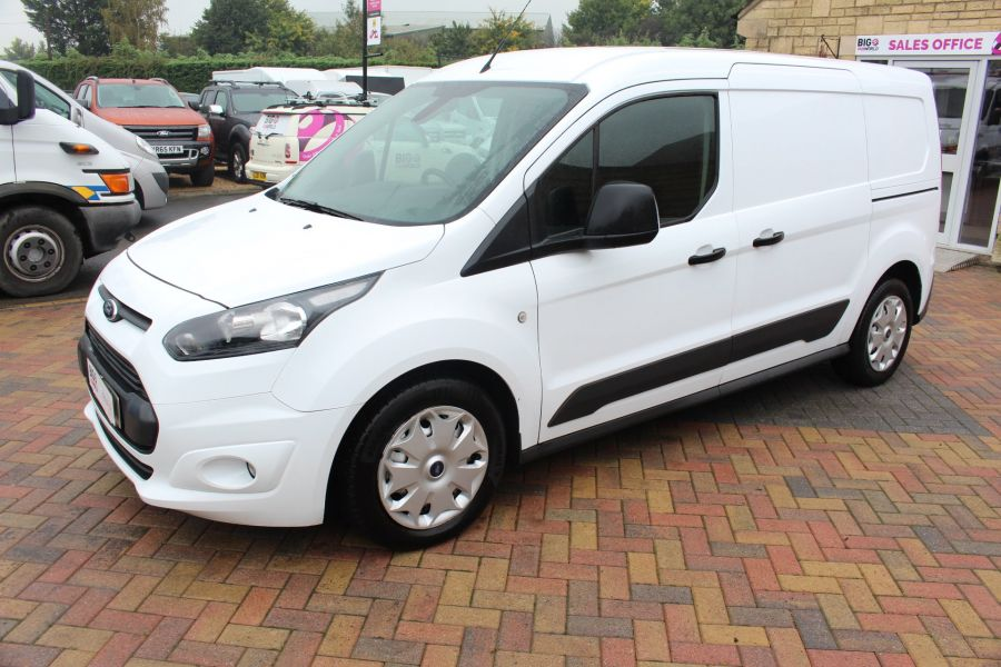 FORD TRANSIT CONNECT 240 TDCI 115 L2 H1 TREND LWB LOW ROOF - 6701 - 8
