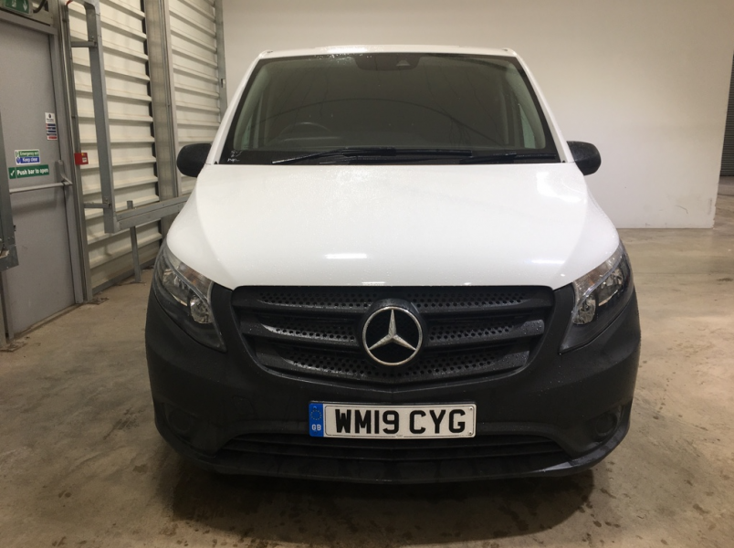 MERCEDES VITO 111 CDI 114 LWB LOW ROOF - 11070 - 9