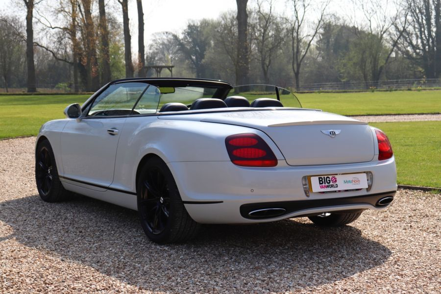 BENTLEY CONTINENTAL GTC SUPERSPORTS - 10504 - 7