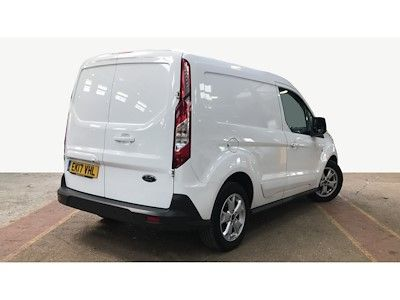FORD TRANSIT CONNECT 200 TDCI 120 L1H1 LIMITED SWB LOW ROOF - 11208 - 3