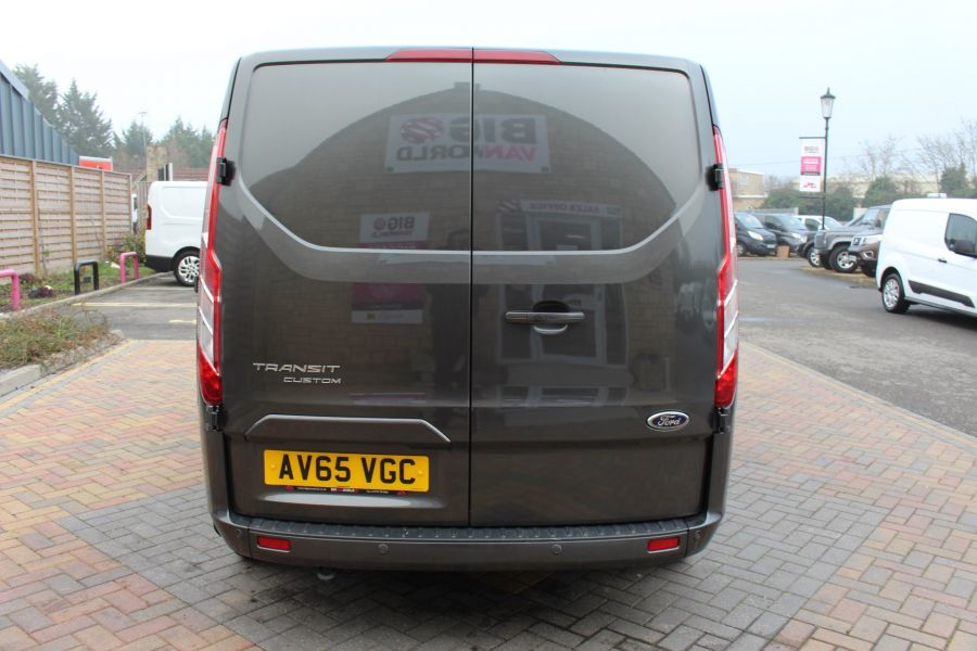 FORD TRANSIT CUSTOM 270 TDCI 125 L1 H1 LIMITED SWB LOW ROOF - 8050 - 6