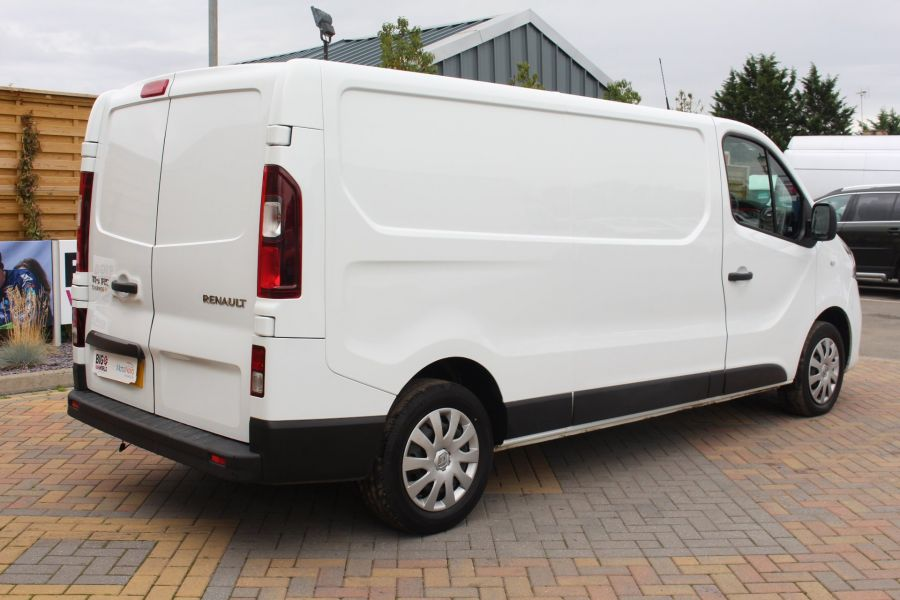 RENAULT TRAFIC LL29 DCI 115 L2 H1 BUSINESS+ PLUS LWB LOW ROOF - 6467 - 5