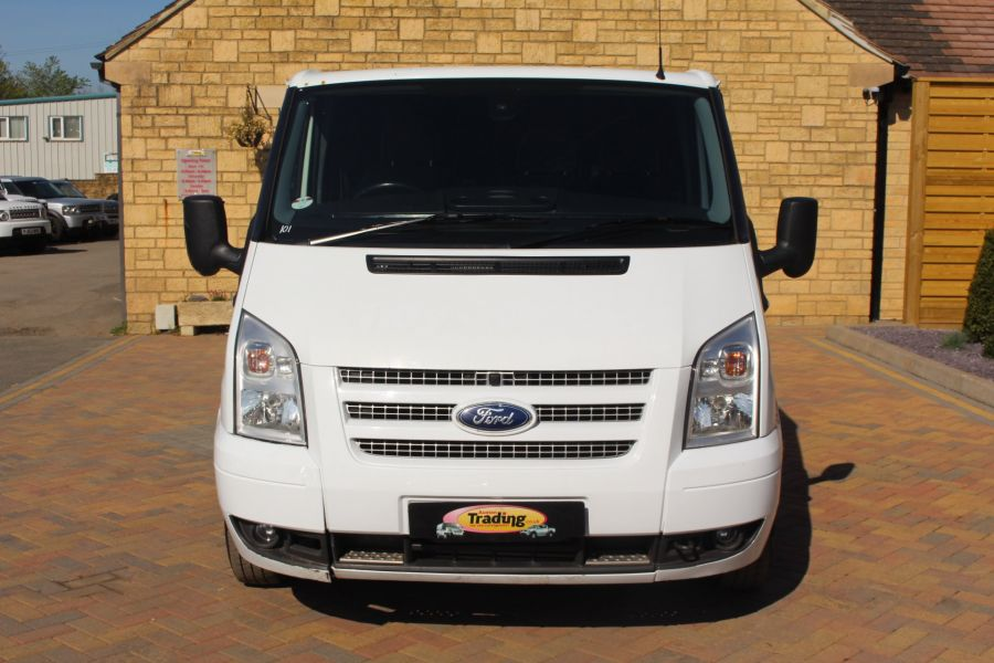 FORD TRANSIT 260 TDCI 140 LIMITED SWB LOW ROOF FWD - 5938 - 7