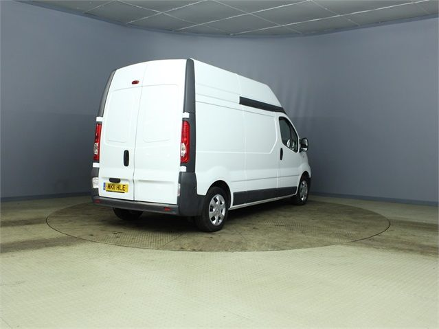 RENAULT TRAFIC LH29 DCI 115 LWB HIGH ROOF - 7432 - 2