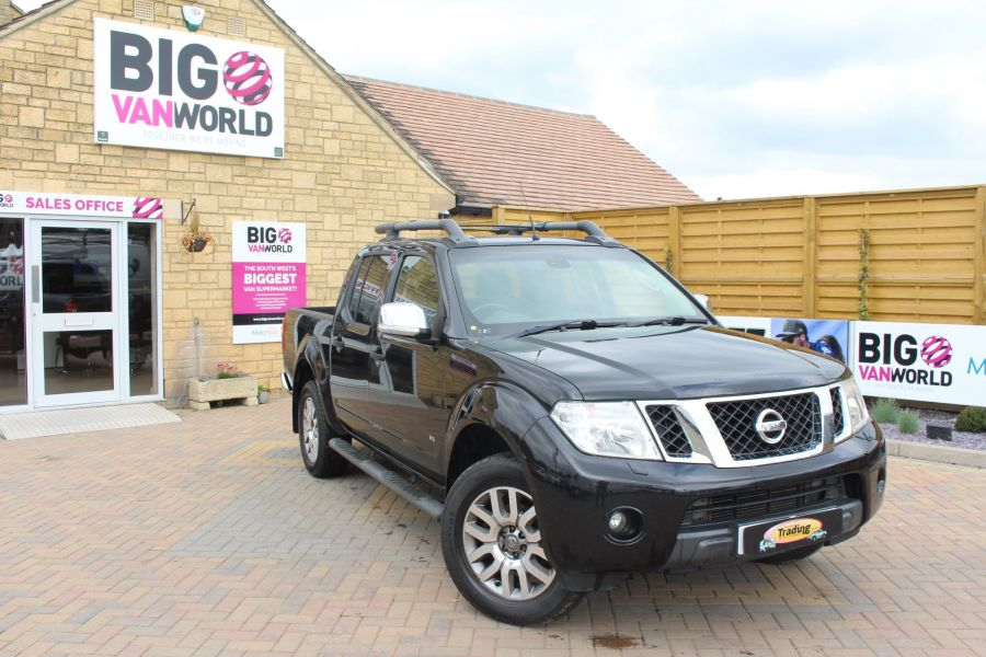 NISSAN NAVARA OUTLAW 3.0 DCI 231 4X4 DOUBLE CAB - 4546 - 1