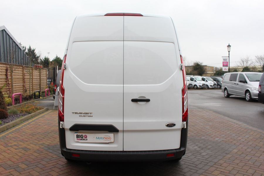 FORD TRANSIT CUSTOM 270 TDCI 100 L1 H2 SWB HIGH ROOF FWD - 6966 - 6