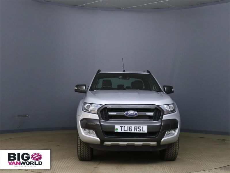 FORD RANGER WILDTRAK TDCI 200 4X4 DOUBLE CAB - 9529 - 6