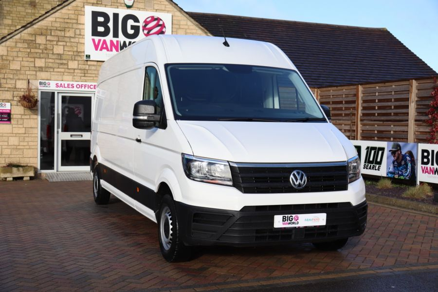 VOLKSWAGEN CRAFTER CR35 TDI 140 STARTLINE LWB HIGH ROOF  (14029) - 12247 - 4